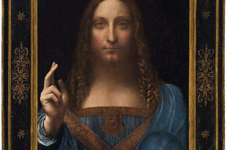 Leonardo da Vinci, Public domain, via Wikimedia Commons